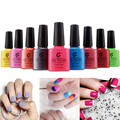 I.B.N French Gel Nail Lacquer Manicure Pedicure Nail Gels / Long Lasting 30+ Days, No Chips