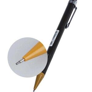 Image 5 - 9 조각 일본 Pentel A125 A127 A129 0.9mm 그리기 기계 연필 지우개 고품질