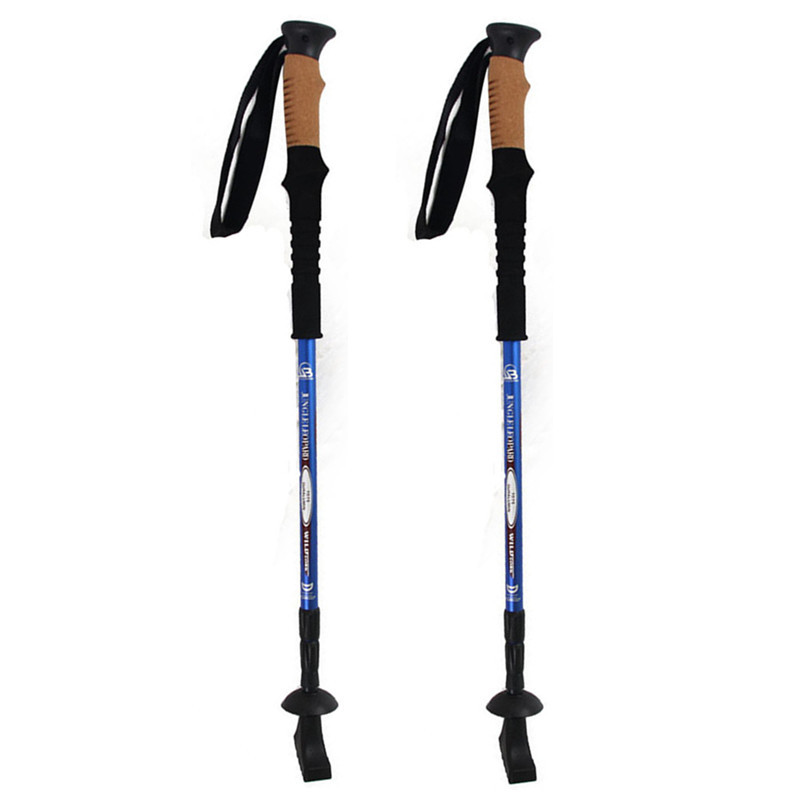 Ultralight Nordic Walking Sticks Telescopic Trekking Poles ...
