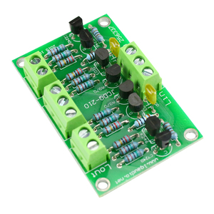 Image 2 - GHXAMP Preamplifier Buffer Preamp 2SK246/2SJ103 C2240/A970 For CD Player Amplifier Use
