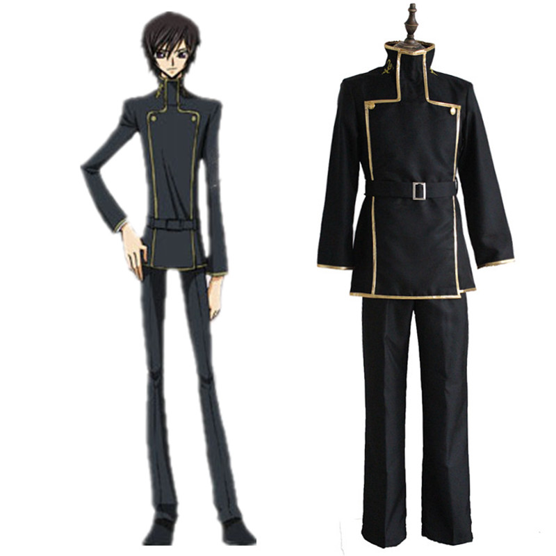 The Best Anime Code Geass Cosplay Clothing-code Geass Cosplay Schneizel El Britannia Cosplay Costume Mens Party Costume Free Shipping Beautiful In Colour Costumes & Accessories