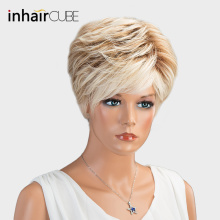 Inhair Cube 8 Inch Synthetic Blend