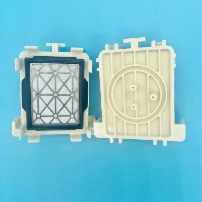 2 Pcs/lot DX5 DX7 Print Head Pelarut Capping Stasiun Aifa Yongli Yinghe Galaxy Eco Solvent Plotter Printer DX5 Cap Top