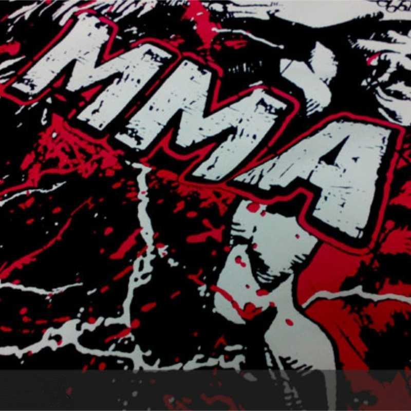 MMA فضفاض تنفس القطن الصيف الرجال الرياضة الملاكمة البلوز mma السراويل الأعلى الملك الملاكمة التايلاندية السراويل mma ل الجودو للملاكمة