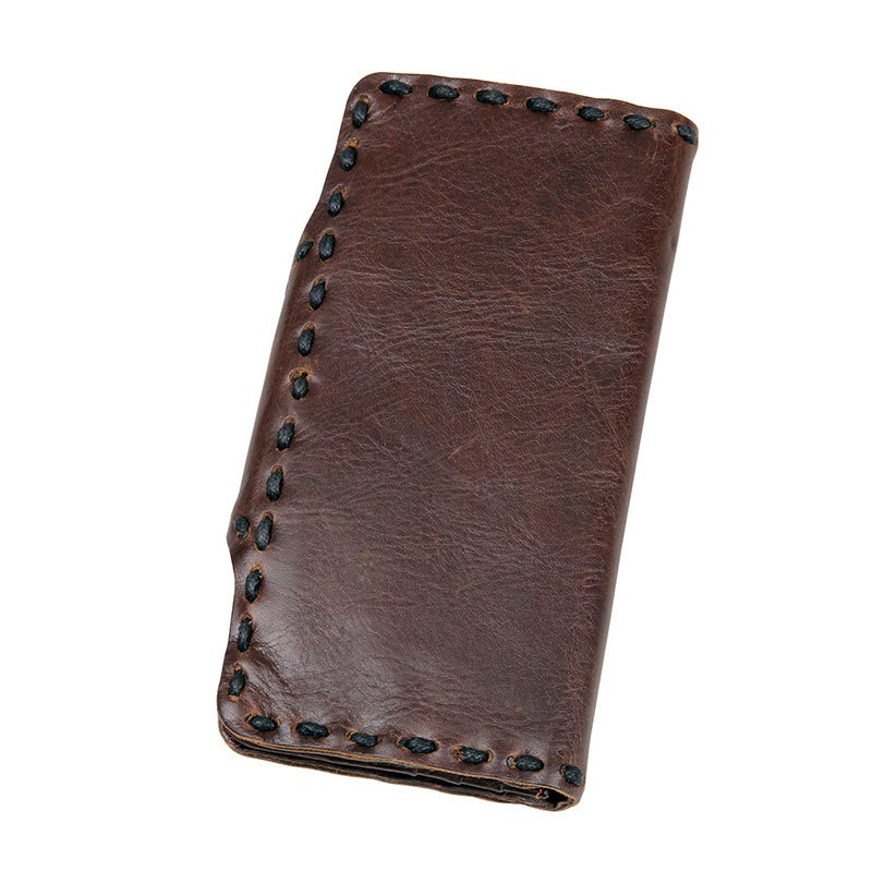 Men genuine leather wallet 3
