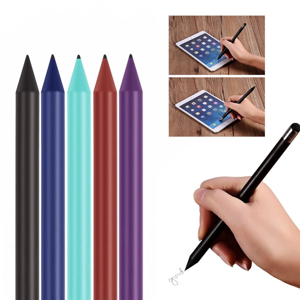 1//8x Capacitive Touch Screen Stylus Pen For iPhone iPad Samsung Tablet  OS