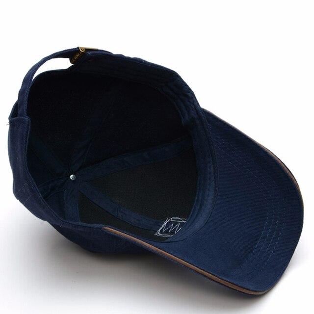Hot Sale New Brand Baseball Cap Fashion Men Bone Snapback Hat For Baseball Hat Golf Cap Hat Man Sport Cap Men Free Shipping