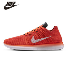 NIKE FREE RN FLYKNIT men's  nike running shoes nike sneaker shoes #831069-601