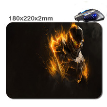 2016 New Products DIY 3D Printing Halo 5 Master Chief Mouse Pad Custom Rubber Gaming Laptop Computer Tablet Mouse Pad As Gift