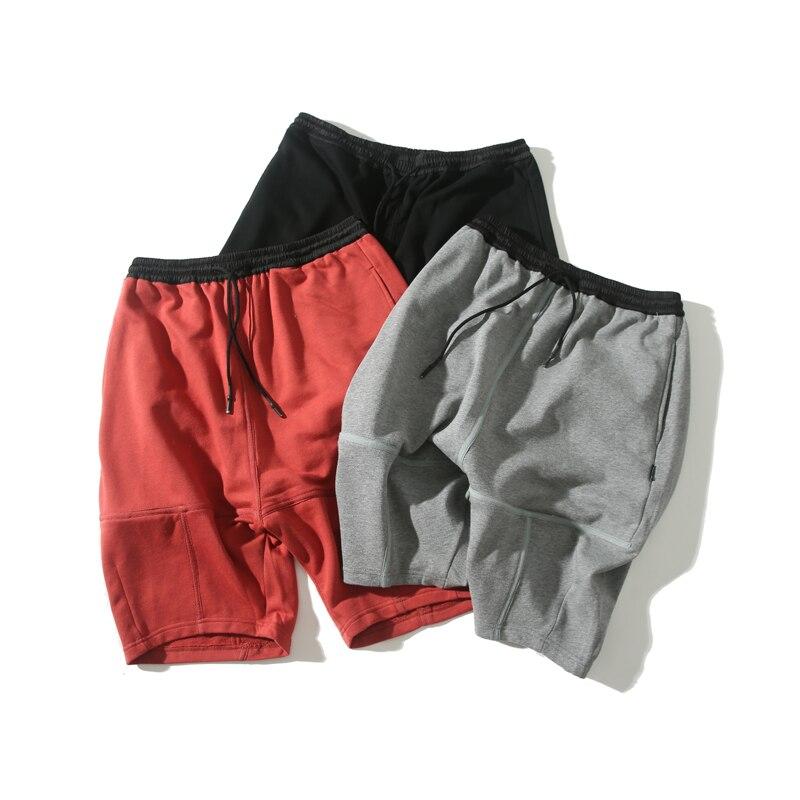 Summer New Mens Shorts Casual Fashion Designt Men Overalls Corduroy Mens Shorts