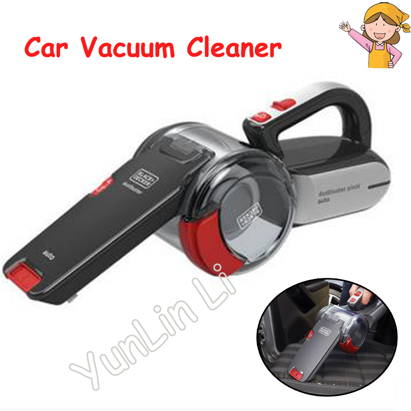 Car Vacuum Cleaner Vehicle-Mounted Cleaning Machine Small Handheld Dust Collector Duck-Billed Dust Collecting Tools PV-1200AC-A9