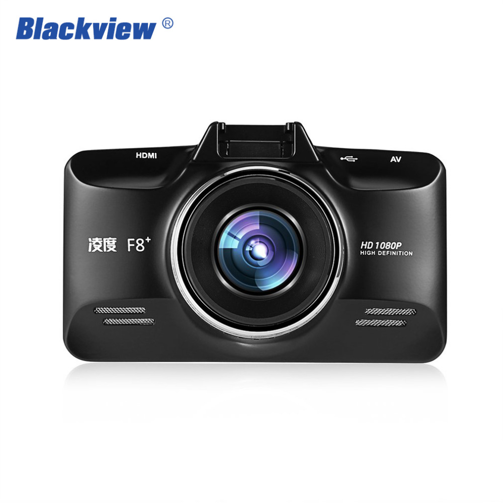 BLACKVIEW F8 + HD 1080 P 2.7 Pouce Voiture DVR Caméra Enregistreur de Mouvement détection Dash Cam Len Avec Enregistreur carte Mémoire 8G 16G 32G chaude