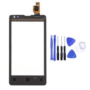 Image 5 - Digitalizador de pantalla táctil para Nokia, Sensor de pantalla táctil LCD, Panel de reemplazo, para Microsoft Lumia 435 532 N435 N532