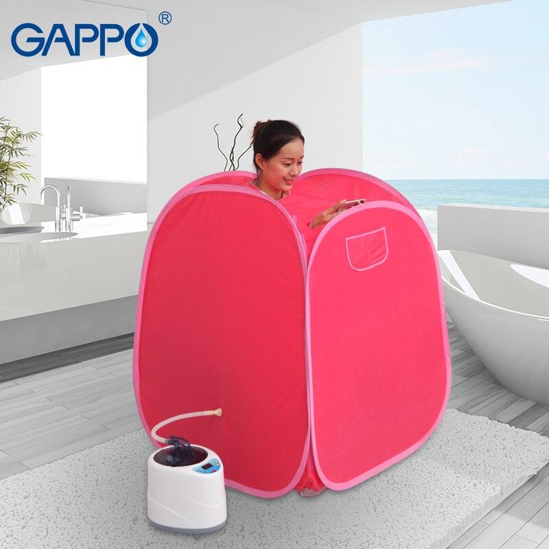 GAPPO Паровая сауна домашняя сауна полезные Костюмы Для Похудения расслабляет усталую сауну пот с сумкой для сауны