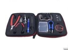 Original e cigarette Complete kit V4 diy tool coil toolig kits winder ceramic tweezer Coil jig kit for diy atomizer coil FYF109