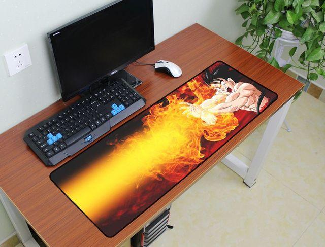 Dragon Ball computer mousepad anime gamin