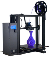 X1 big size 3d printer with 300 300 380mm printing volume stable structure good quality for diy 3d printer semi assembled