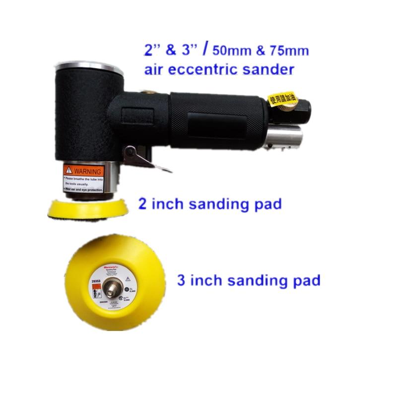 2-calowy 3-calowy pneumatyczny pneumatyczny podkład szlifierski 50 - Elektronarzędzia - Zdjęcie 3