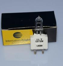 L9389 ILT 12V 50W Mindray biochemischen analysator glühbirne BS200 BS300 BS320 BS400 BS220 BS330 BS350 BS420 BS38012V50W lampe