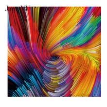 JaneYU tapestry India mandala wall hanging Tapestries colorful printing beach towel blanket table cloth picnic mat