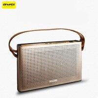 AWEI Y300 Uniwersalny Przenośny Głośnik Bluetooth 360 Stereo Subwoofer Głośniki Dźwięku Pełny Zakres HD Połączenia