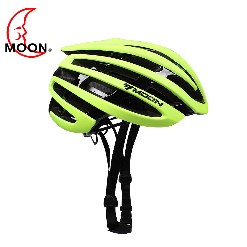 MOON Cycling Helmet Integrated Mountain Bike Helmet Riding Protective Equipment For Outdoor Sports Cycling Bicycle Helmet frederique constant classics auto moonphase fc 330mc4p6
