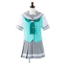 حياة حب 2017! أشعة الشمس!! لباس المدرسة ماتسورا كانان أوهارا ماري JK