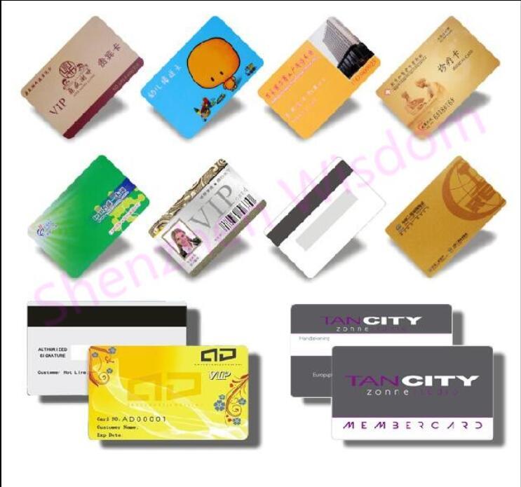 500pcs Custom Printing Card 13 56MHz RFID Card NFC Card 13 56MHz ISO14443A s50 Printed Arbitrary