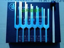 Healing sound vork Soma energie professionele aluminium stemvork 6 pcs 396hz 417hz 528hz 639hz 741hz 852hz