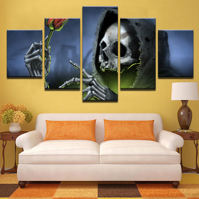 Aliexpress.com : Buy HD Printed Pictures Bedroom Canvas Wall Art ...