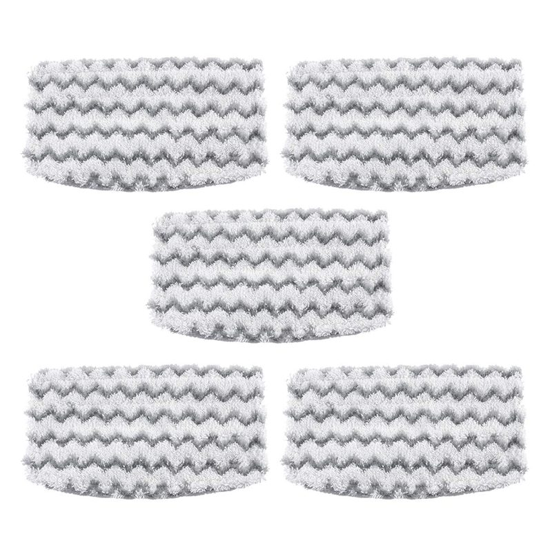 Steam Mop Pads Replacement For Shark Vacuum Cleaner S1000 S1000A S1000C S1000Wm S1001C (Pack Of 5) image
