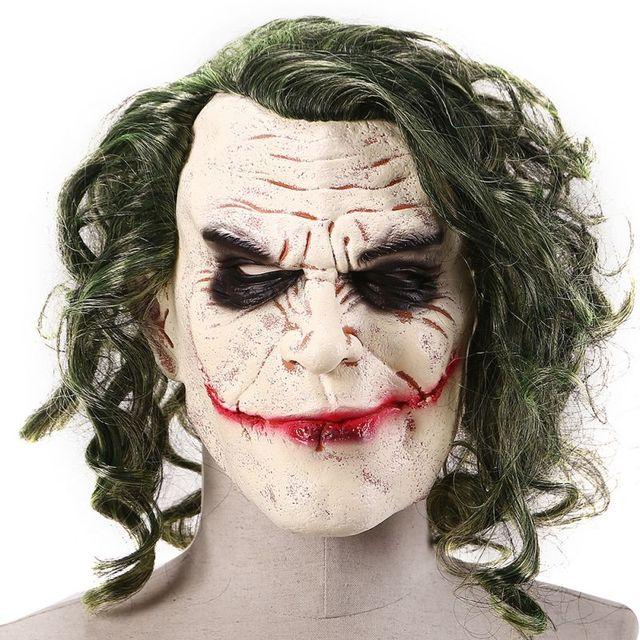 Halloween Latex Masks