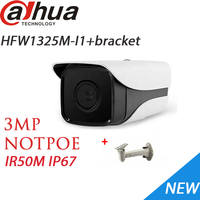 Dahua 3MP IP Camera IPC HFW1325M I1 Replace HFW4305S H.264 IP67 ONVIF IR 50M Surveillance Network Dome Camera 3DNR Day/Night 5.0