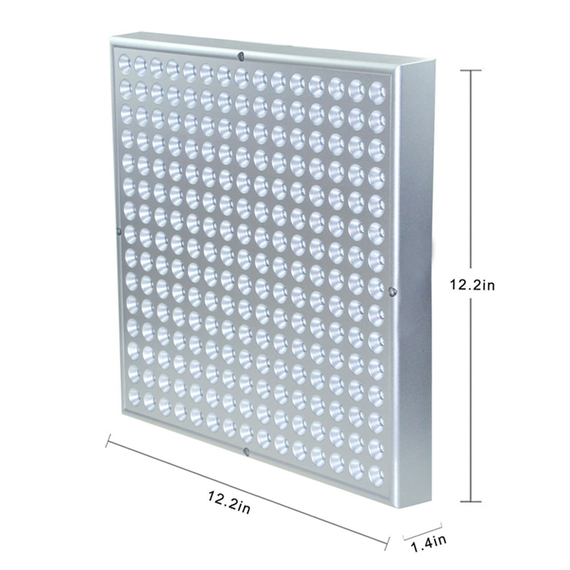 Yabstrip 60W 2835 Panel LED Grow Light AC85~265V Greenhouse Horticulture Grow Lamp for Indoor Plant Flowering Growth phyto lamp-in LED Grow Lights from Lights & Lighting    2