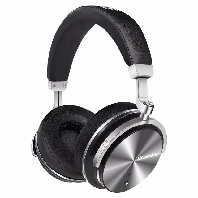 Bluedio T4 Active Шум отмена беспроводные bluetooth наушники Junior ANC Folable гарнитура с rotal дизайн над ухом наушников