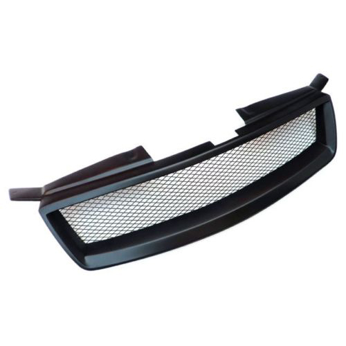 Sport Mesh Grill Grille Fits for Nissan Maxima 04 05 06 2004 2005 2006 (New Design) Racing Grills     - title=
