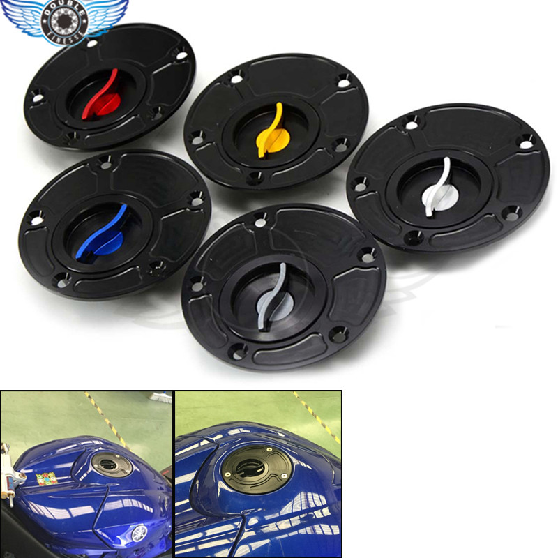 ФОТО CNC Aluminum Motorcycle Fuel Gas Tank cap Cover for YAMAHA YZF R25 R3 MT-07 MT-09 MT-10 YZF R1/R6 MOST OF for YAMAHA MOTORCYCLE