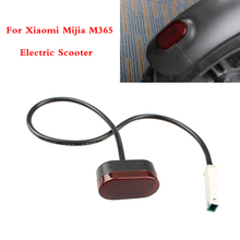 цена на Taillight Scooter Rear Tail Lamp Stoplight Brake Lights with Line for XIAOMI MIJIA M365 Safety Light