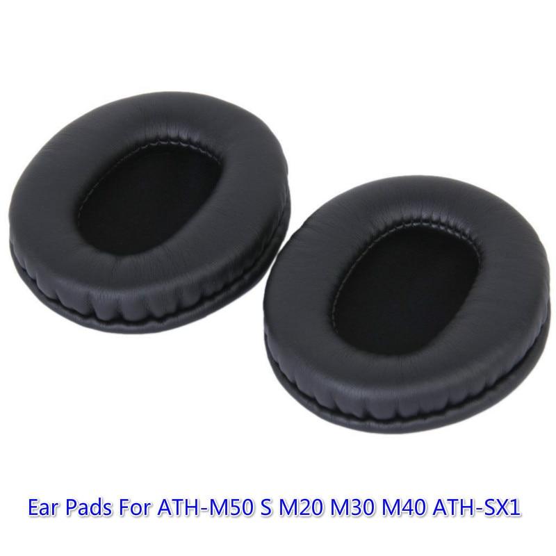 1 páros csere fülpárnás pad kényelmes, puha hab fülbillentyűk - Hordozható audió és videó