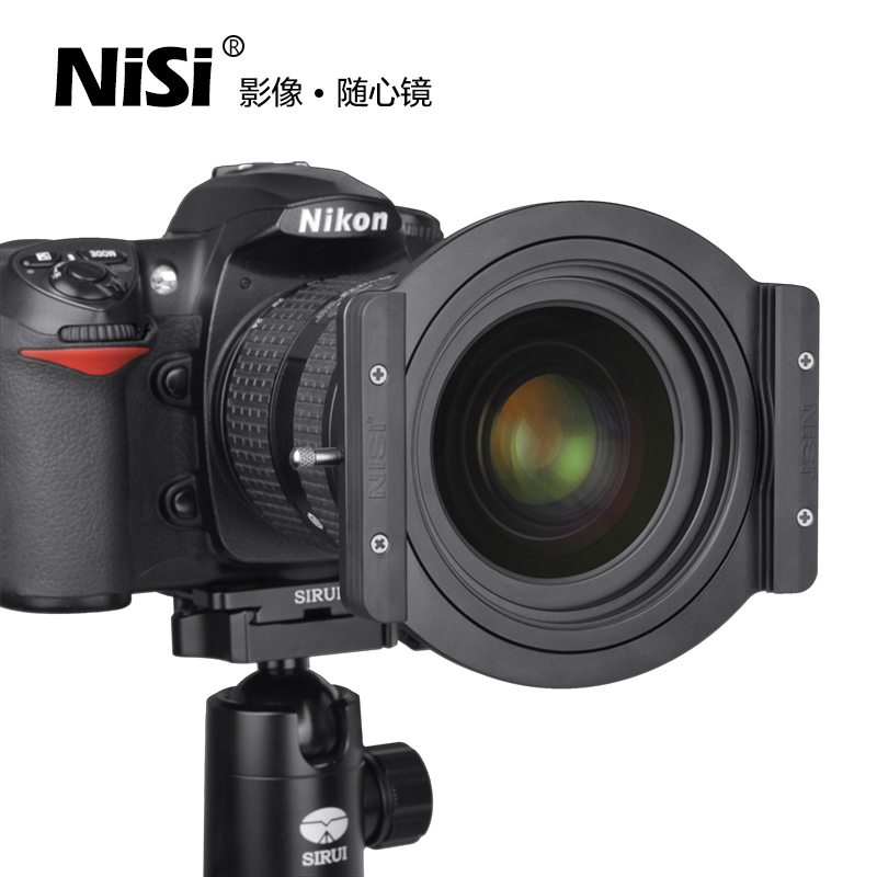 Nisi 100mm Square Filter Brackets Aerospace Aluminum Metal Deck Adaptor Insert Side Mirror For Other Brands цена и фото