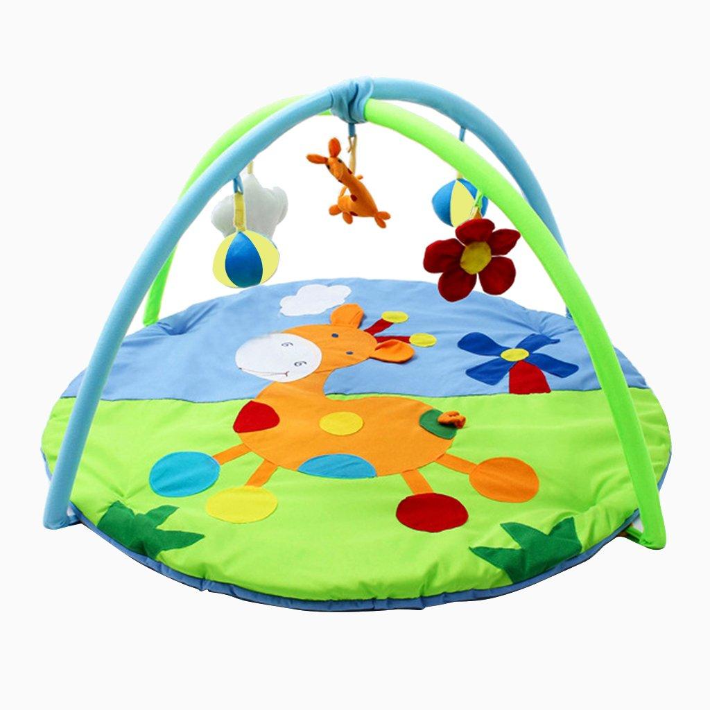 Nouveau-né bébé Playmat matelas doux sommeil ramper jeu coussin tapis tapis Playmat sensoriel éducatif jouet cadeau pour enfant en bas âge