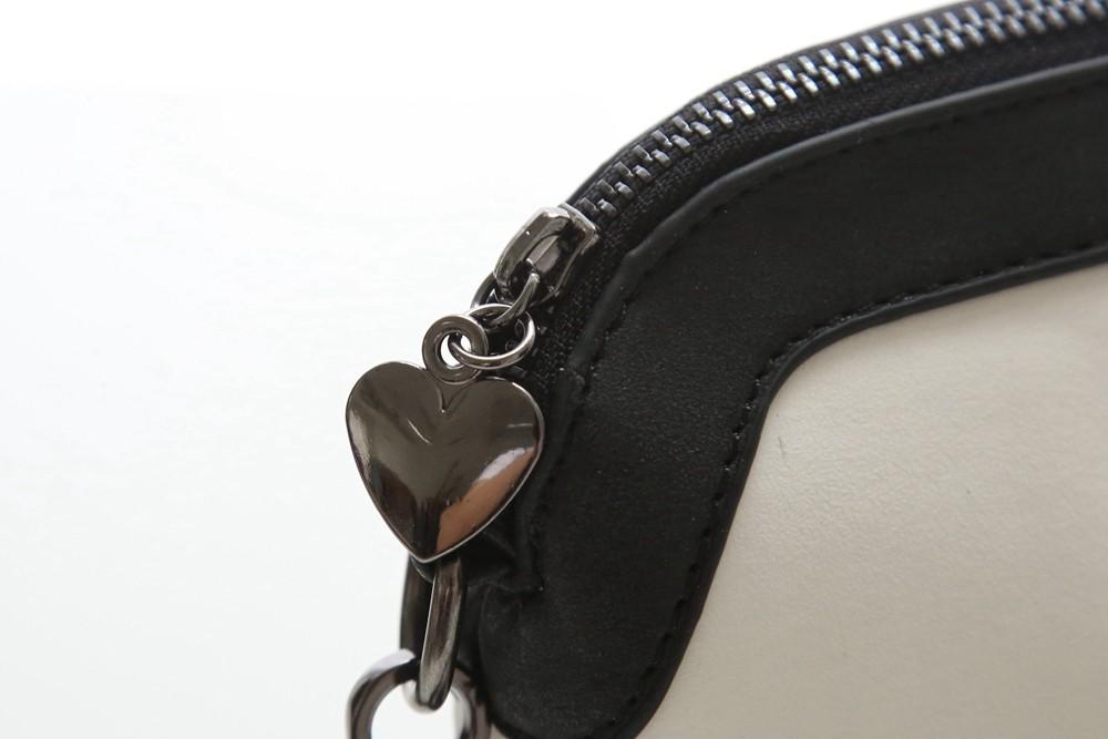 Rivet Shoulder Women Bag Vintage Scrub Shell Messenger Bags Chain Strap Crossbody Bag Clutch Bolsa Feminina Herald Fashion Brand (1)