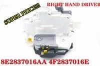 8E2837016AA 8E2 837 016 AA 4F2837016E 4F2 837 016 E 4F2837016 FOR AUDI A3 (8P) A6 (C6) A8 (4E) FRONT RIGHT DRIVER SIDE DOOR LOCK