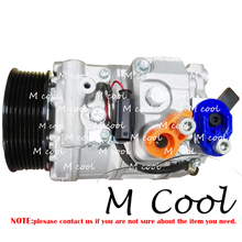 NEW AUTO MOTIVE AC COMPRESSOR FOR CAR MERCEDES M-CLASS W164 ML320 280 420 R-CLASS W251 V251 R320 GL-CLASS X164 A0012308311 for auto ac compressor mercedes benz x164 gl320 gl420 gl450 w251 v251 r280 r320 2483000870 2483001210 4371007110 4471500240