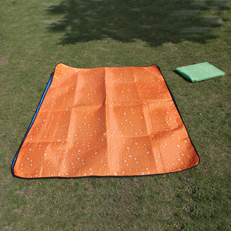 Promotion Price Outdoor Camping Mat Summer Beach Picnic Groundsheet