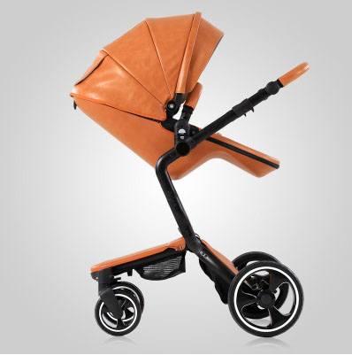 i baby Xari Luxury Baby Stroller High Landscape Portable