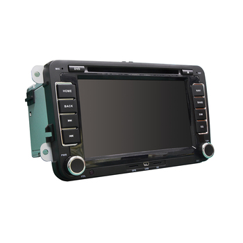 7  Car Multimedia Player 2 Din Autoradio for VW Golf / 5 / Passat b6 / seat Leon / Tiguan / Skoda / Octavia / POLO GPS C image