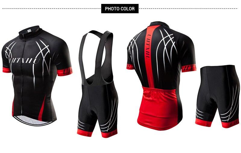 144 Short Sleeve Cycling Jerseys set