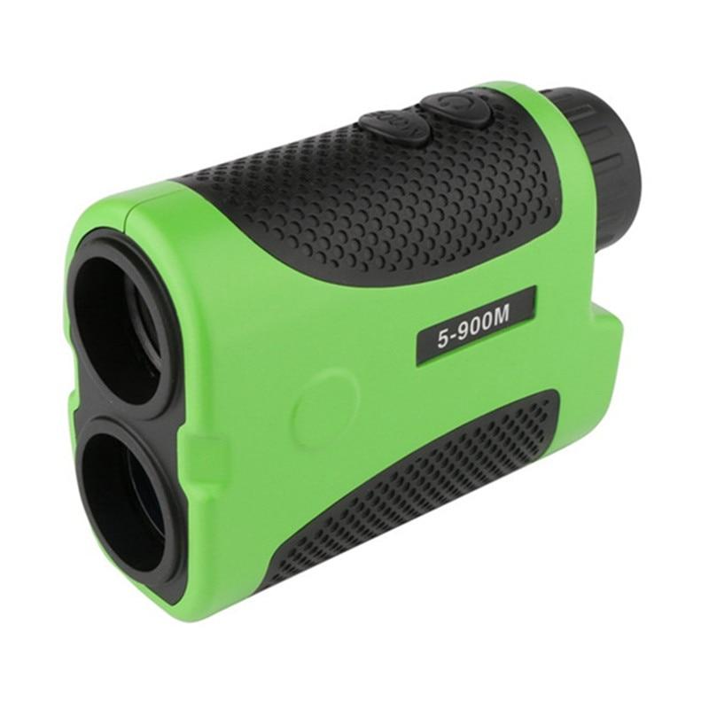900M golf laser font b rangefinder b font height angle measurement binoculars laser distance meter font