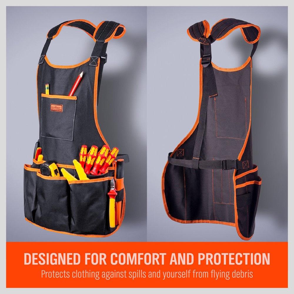 SEDY Bib põll 16 Taskutööriista kott Puidutöötlemine Aiandus - Tööriistade hoiustamine - Foto 4